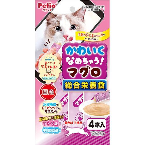 Petio 貓用綜合營養湯汁小食- 吞拿魚味