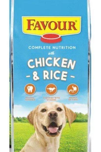 英國 Favour 成犬 雞肉配方 12kg