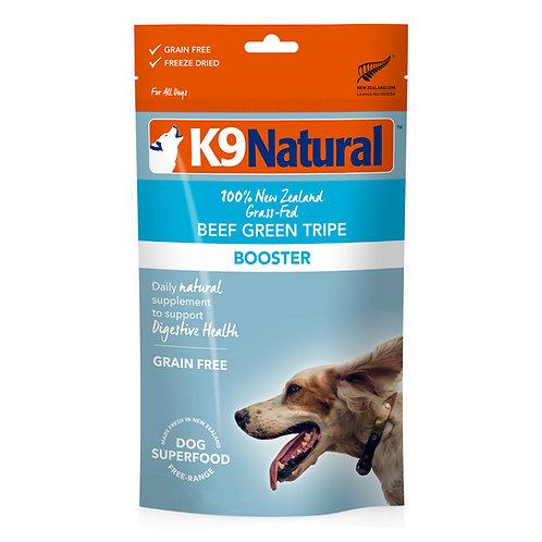 K9 Natural 凍乾脫水 - 牛綠草胃營養補充品 200G