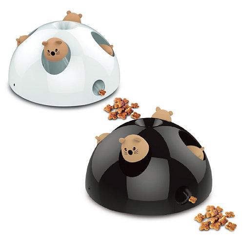 M-Pets 貓玩具 - Catch The Mouse (黑色/白色)