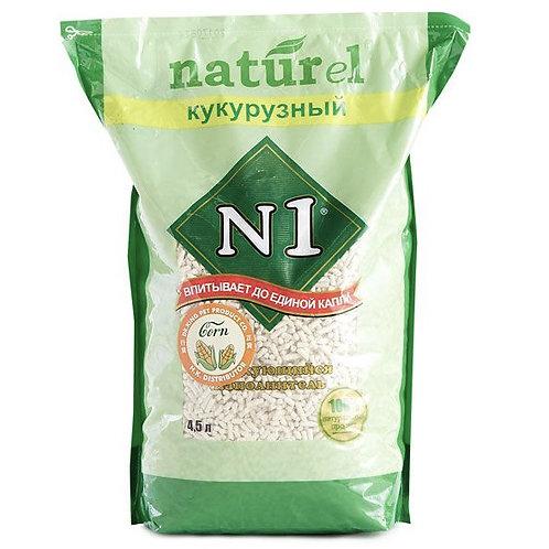 N1 Natural 天然玉米豆腐貓砂 4.5L