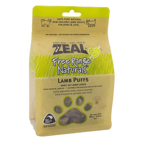 ZEAL 紐西蘭小食 - 羊肺粒 85g
