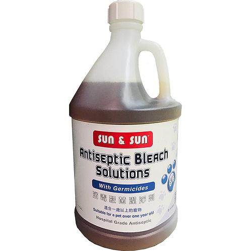SUN & SUN BB(特強裝) 消毒殺菌潔淨劑 3.6L