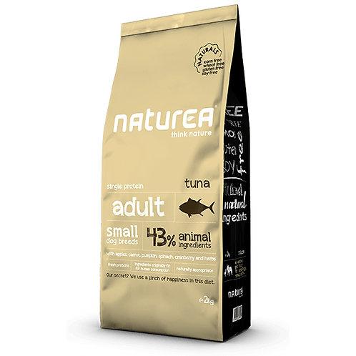 Naturea Naturals 全天然鮮肉糧-小型成犬吞拿魚配方 (2KG/7KG)
