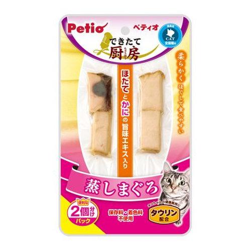 PETIO 貓用大廚蒸吞拿魚