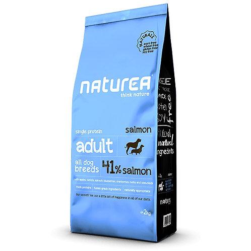 Naturea Naturals 全天然鮮肉糧-成犬三文魚配方 (2KG/12KG)