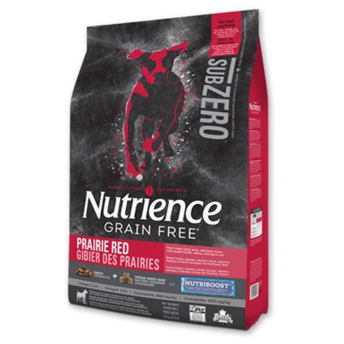 Nutrience無穀物- 凍乾牛肝紅肉海魚全犬配方 (2.27KG/10KG)