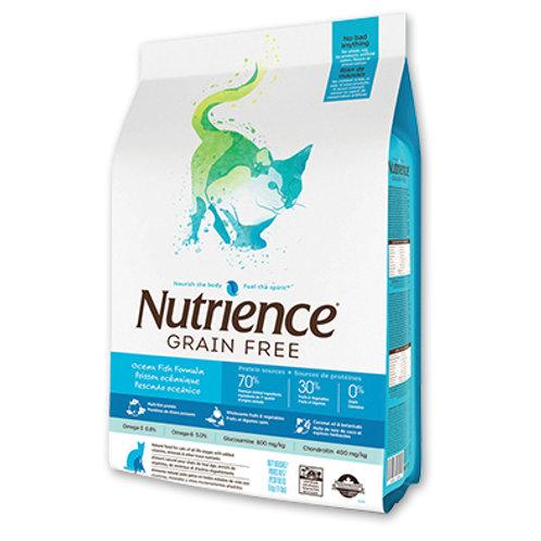 Nutrience無穀物-七種魚全貓配方 (2.5KG/5KG)