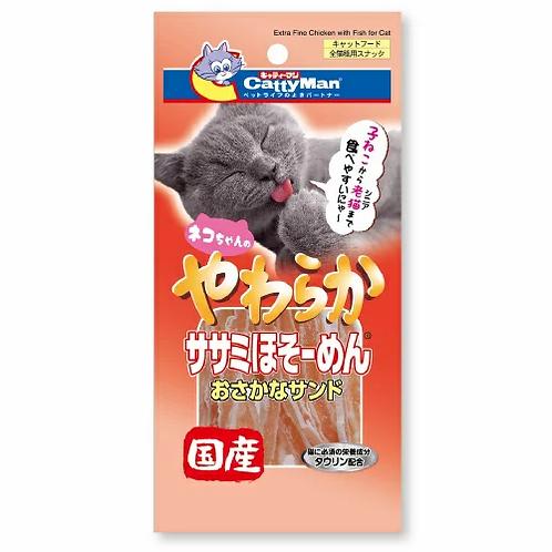 CattyMan貓用鮮魚雞幼絲