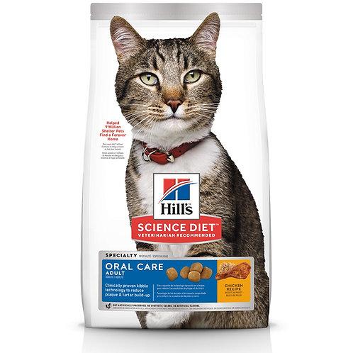 Hill's 成貓口腔護理配方 3.5LB