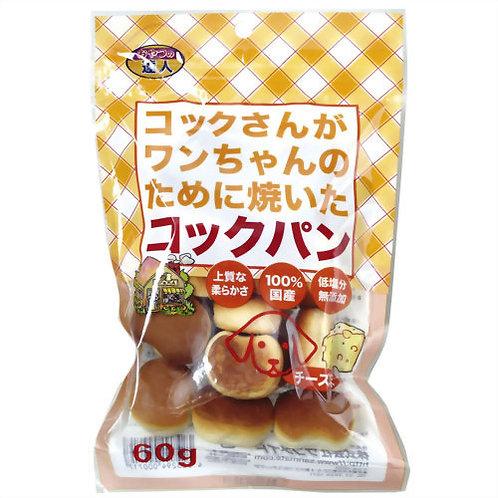 SANMATE 奶酪味手工麵包 60g