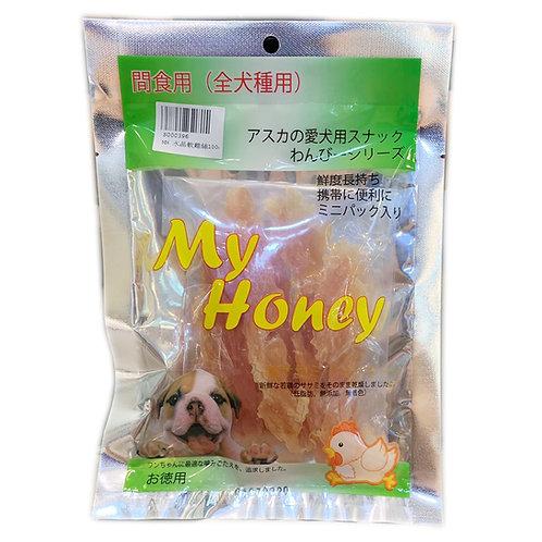 My Honey小食系列 - 水晶軟雞絲100g