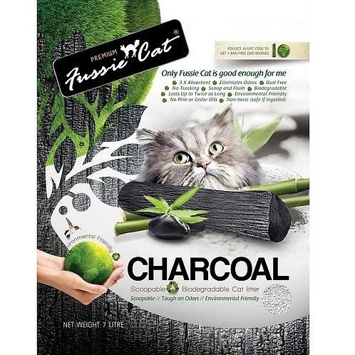 Fussie Cat 活性炭紙砂 7L