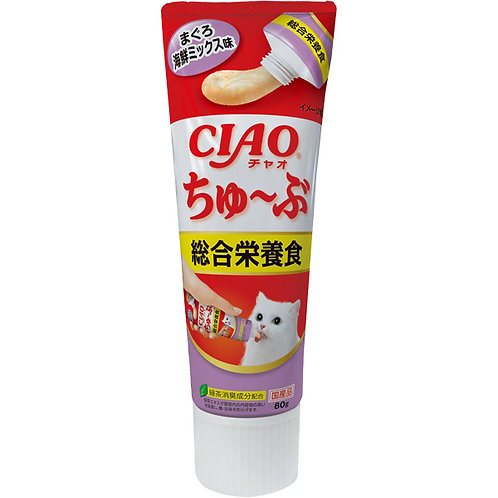 CIAO 唧唧裝綜合營養吞拿魚海鮮雜錦醬