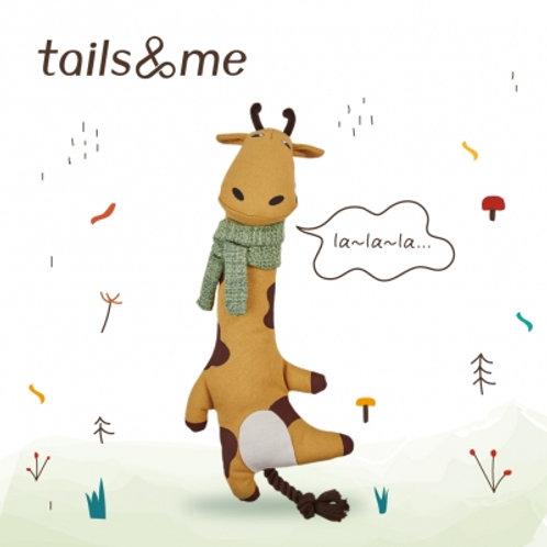 Tails & Me 森林動物系列|長頸鹿梅森