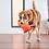 Thumbnail: Red Dingo Durables 狗玩具 Kangaroo