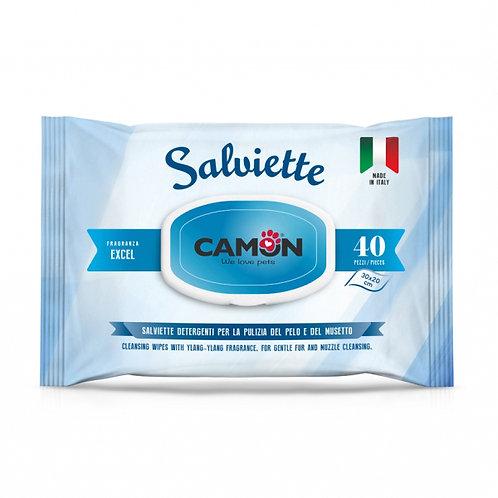 意大利 Camon 蘆薈濕紙巾
