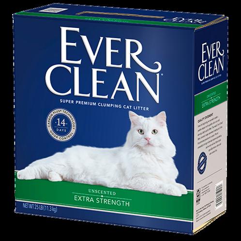 EverClean 貓砂-加強版無香配方 25LB