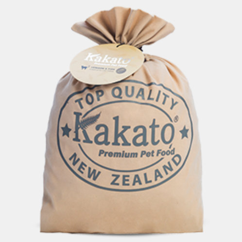 Kakato 鹿肉海魚貓糧 (2.5KG/7.5KG)
