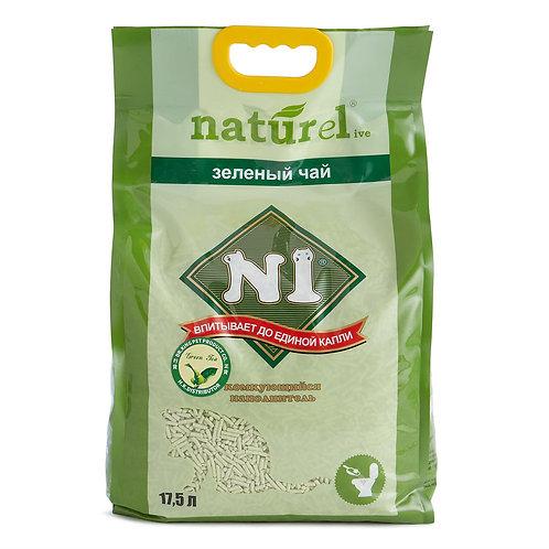 N1 Natural 綠茶豆腐貓砂 17.5L