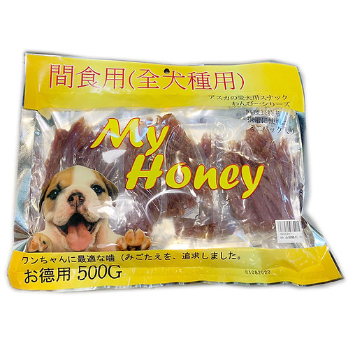 My Honey 金裝小食系列 - 鴨片500g