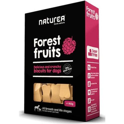 Naturea無榖物手造狗曲奇 - 鮮菓雜莓 140g