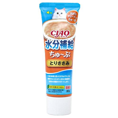 CIAO 唧唧裝水份補給雞肉醬