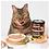 Thumbnail: 汪喵星球 貓咪98% Fantastic 無膠鮮肉主食罐 80g –山野鵪鶉