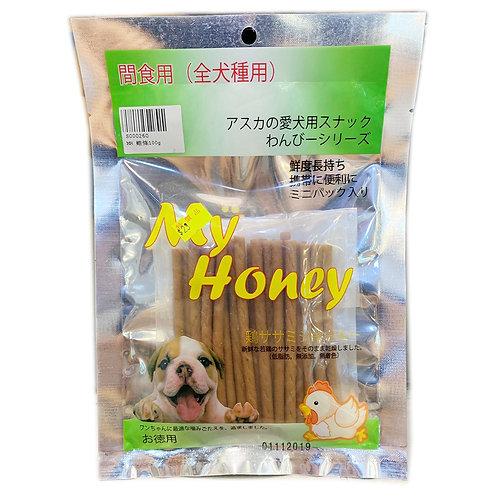 My Honey小食系列 - 雞條 100g