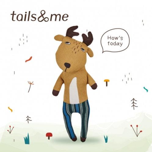 Tails & Me 森林動物系列|麋鹿艾迪