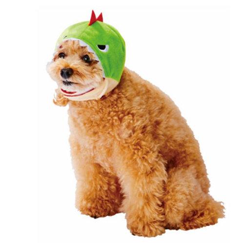 Petio 狗用變裝帽 - 小恐龍 (S/M)