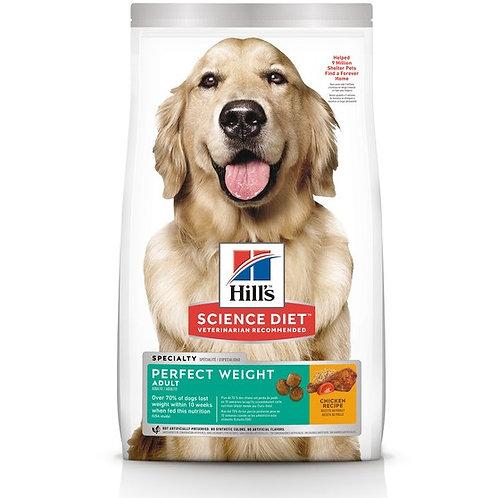 Hill's 成犬完美體態配方 (4LB/28.5LB)