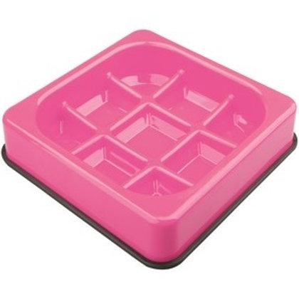 M-PET WAFFLE 趣味止食碗(橙色/粉紅色/綠色)