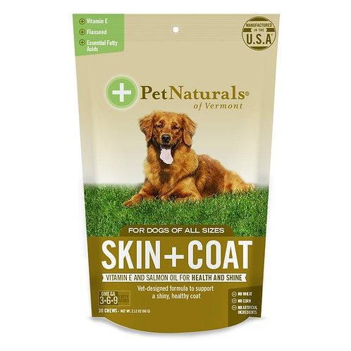 美國 Pet Naturals 功能狗小食-美毛護膚配方 60g