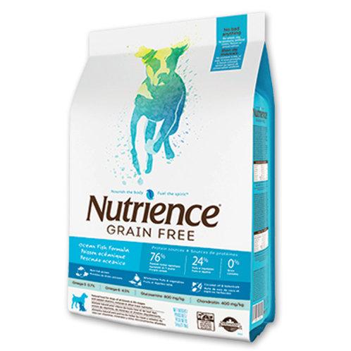 Nutrience無穀物- 七種魚全犬配方 (2.5KG/10KG)