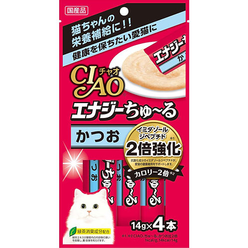 CIAO 高能量鰹魚醬