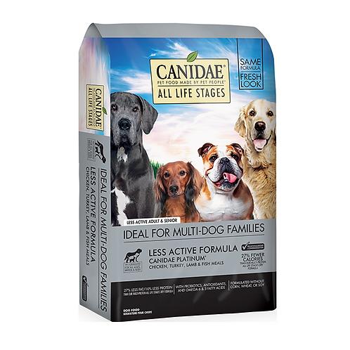 Canidae 老年及體重控制犬糧 (5LBS/15LBS/30LBS)