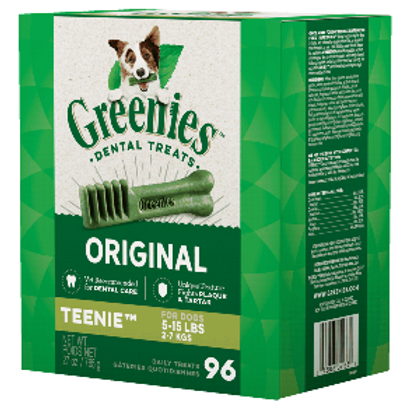 Greenies TEENIES狗用潔齒牙骨 x 96支