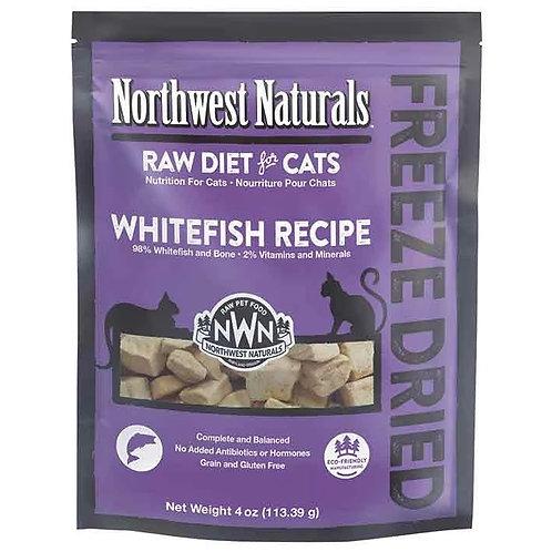 Northwest Naturals 脫水凍乾貓糧 -白身魚 11oz