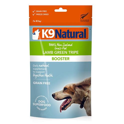 K9 Natural 凍乾脫水 - 羊綠草胃營養補充品 200G