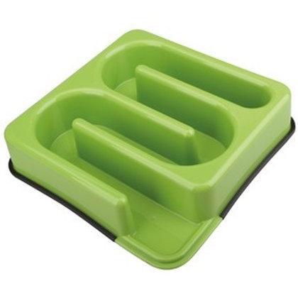 M-PET LABYRINTH 趣味止食碗(橙色/粉紅色/綠色)