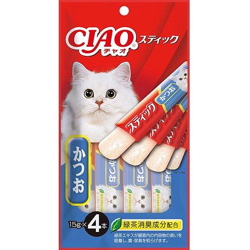 CIAO  鰹魚果凍條