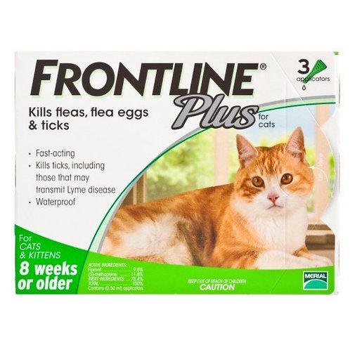 Frontline Plus 貓滴頸劑