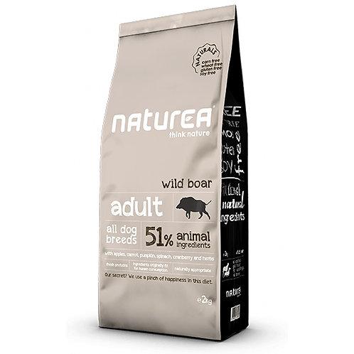 Naturea Naturals 全天然鮮肉糧-成犬野豬配方 (2KG/12KG)