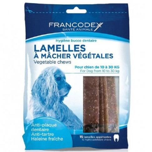 法國Francodex 素食潔齒棒 M