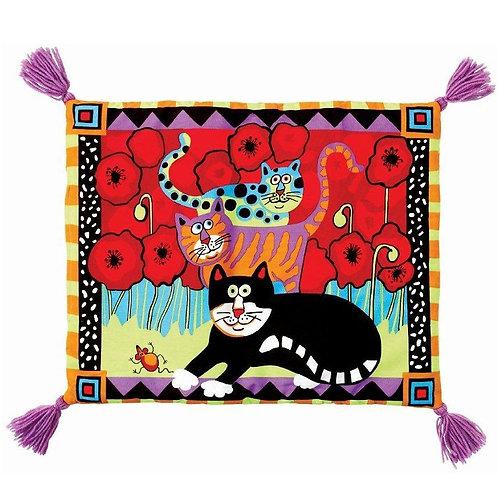 Fat Cat Boogie Mat Refillable Catnip