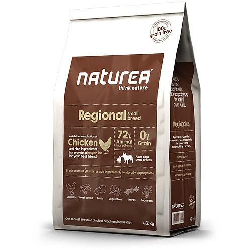 Naturea 無穀物鮮肉糧-小型成犬鮮雞肉配方 2KG