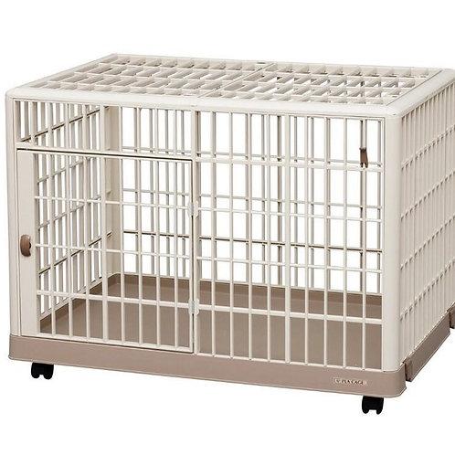 IRIS 可移動式單層樹脂寵物籠 (S/M/L)