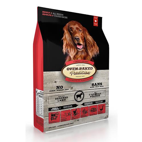 Oven-Baked 標準粒成犬羊肉糙米配方 (5LBS/12.5LBS/25LBS)