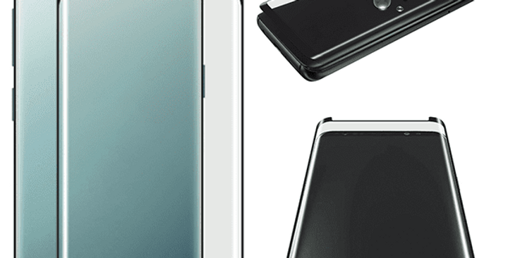 Film en verre incurvé full glue noir Samsung